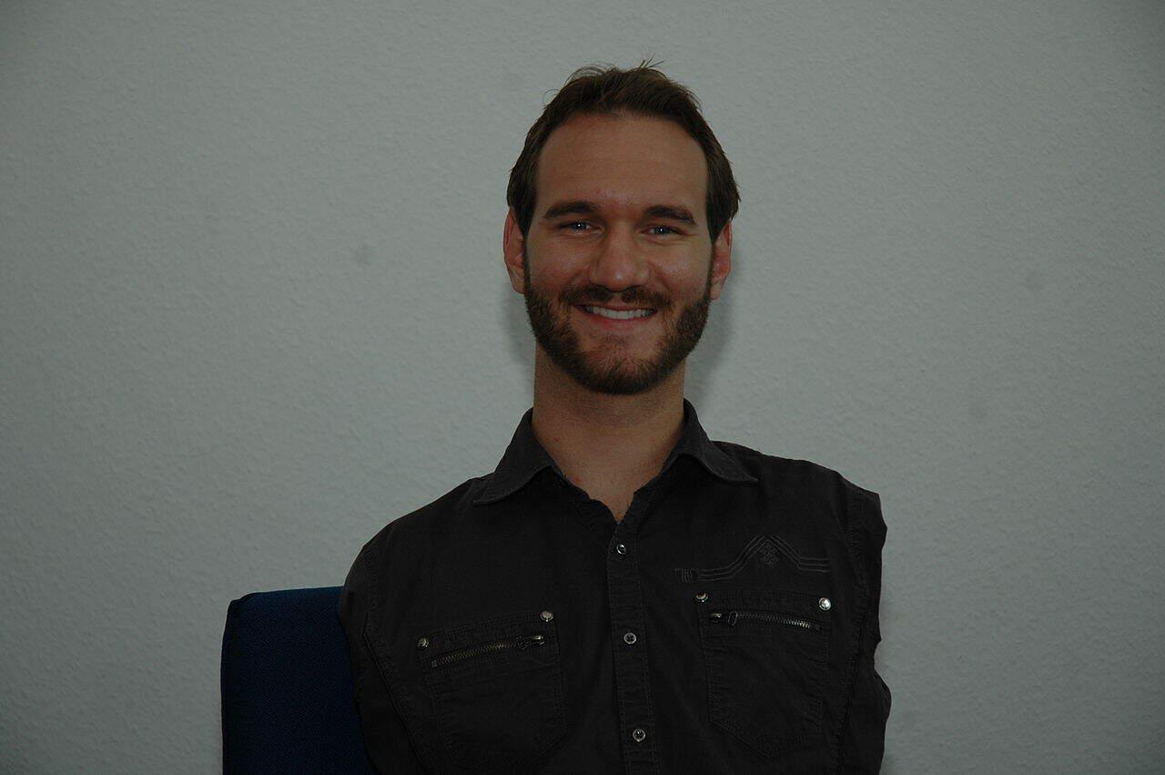 Success Story of Mr Nicholas James Vujicic - ThinkMust