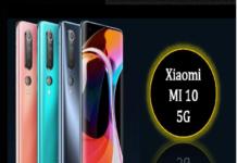 Xiaomi MI 10 5G Premium Smart Phone